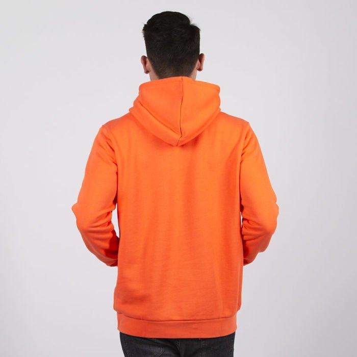 Sweatshirt Adidas Originals Trefoil Hoody true orange