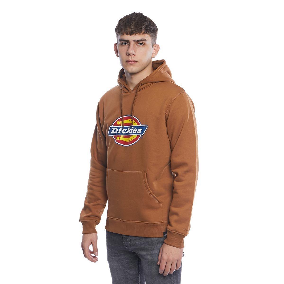 Sweatshirt Dickies San Antonio Hoody brown duck