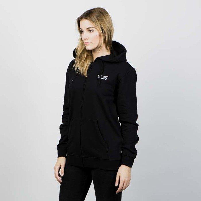 4c87609768 ... Sweatshirt WMNS Vans Boneyard Zip Hood black ...