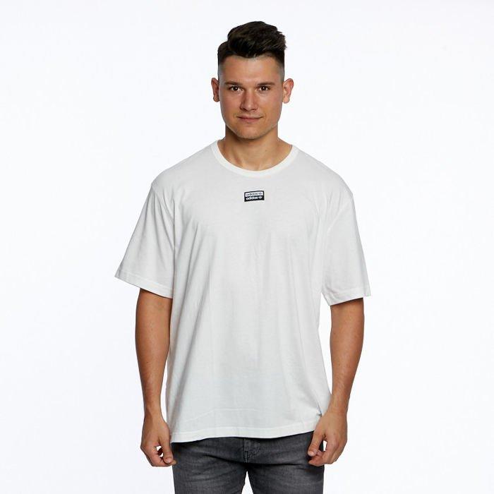 T shirt Adidas Originals Vocal Tee core white