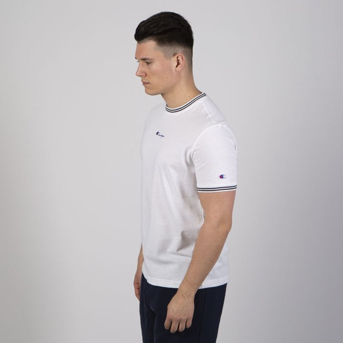 78b4ee38 T-shirt Champion Reverse Weave Crewneck white | Bludshop.com