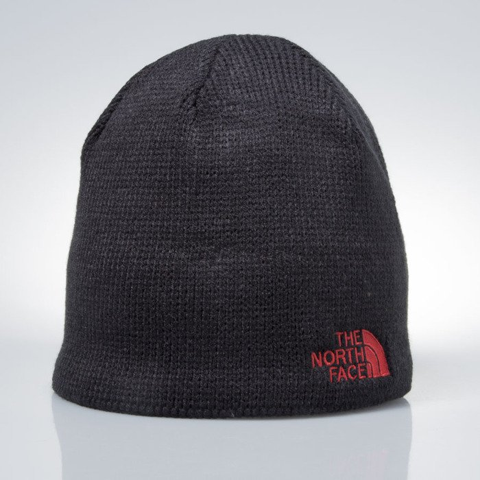 a834cfe3c The North Face Bones Beanie black / red T0AHHZSR8-OS