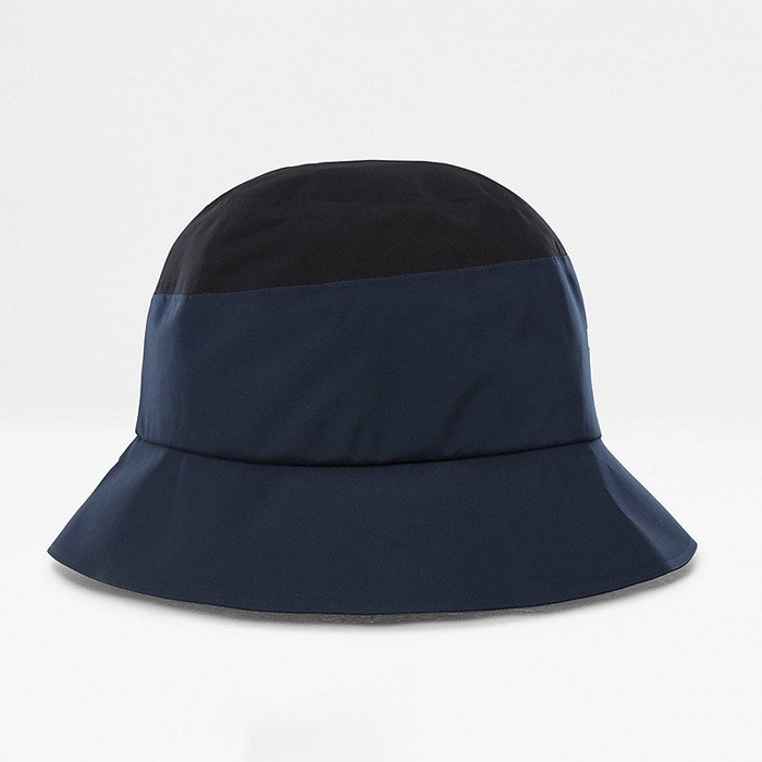 1470e5d5cc5 The North Face Goretex Bucket Hat black   urban navy ...