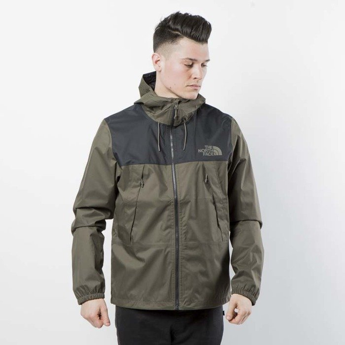 4831008244fb ... The North Face M 1990 Mountain Q Jacket tnf black   new taupe green  T92S51TY1 ...