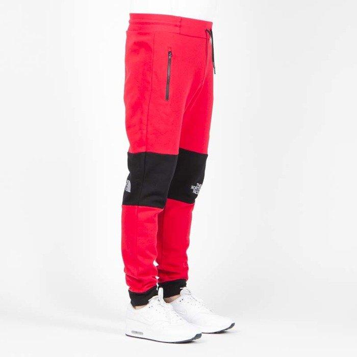 21a344d47 The North Face Sweatpants Himalayan Pant red