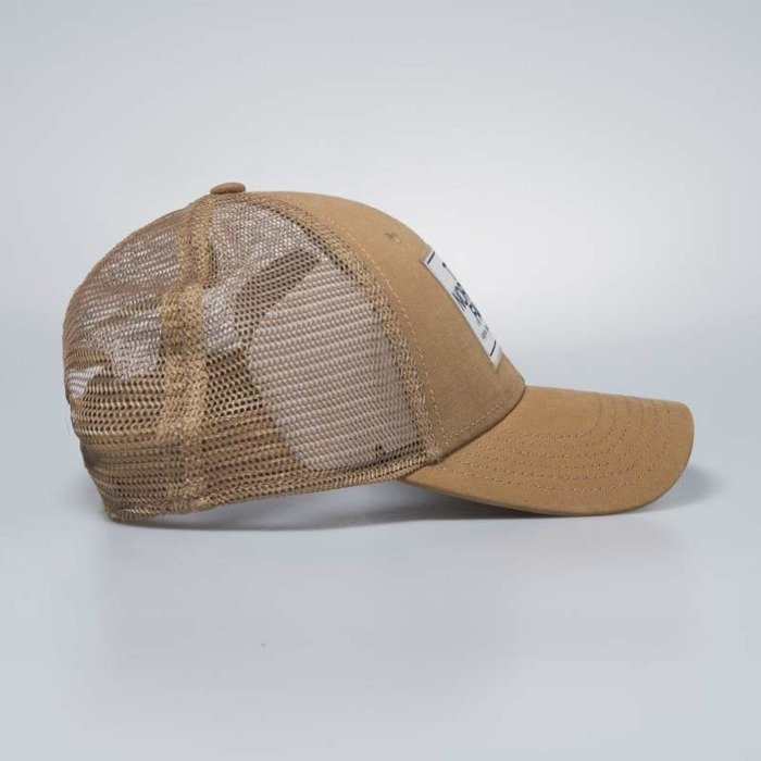... The North Face snapback Mudder Trucker Hat cargo khaki   vintage white    urban navy T0CGW21UP ... 64aaa0bac41f