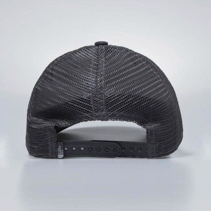 8a62e600c4249 ... The North Face snapback Mudder Trucker Hat tnf black / asphalt grey camo  T0CGW22YC ...
