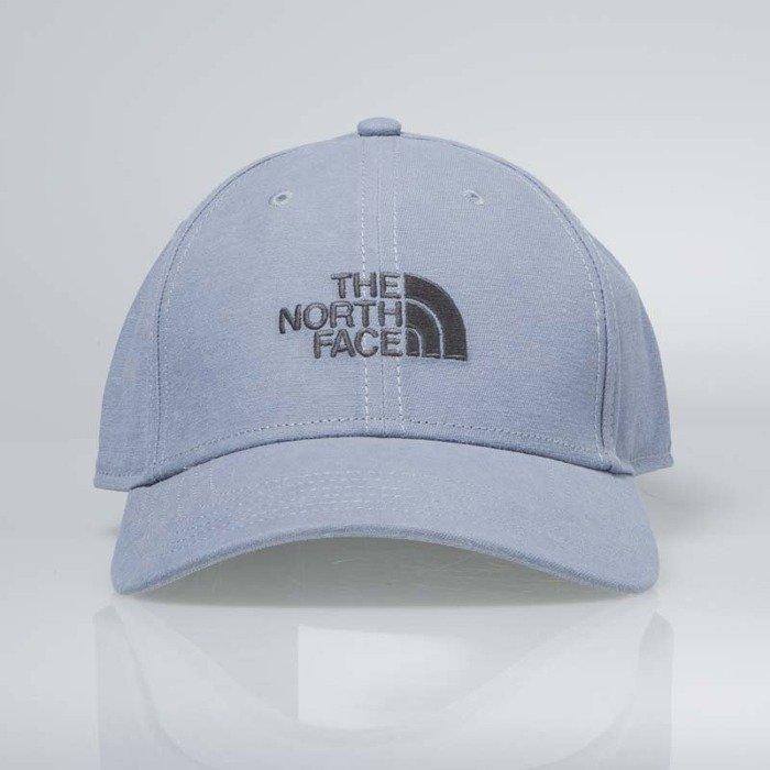 The North Face strapback 66 Classic Hat mid grey T0CF8CV3T ... 344c488a77e6