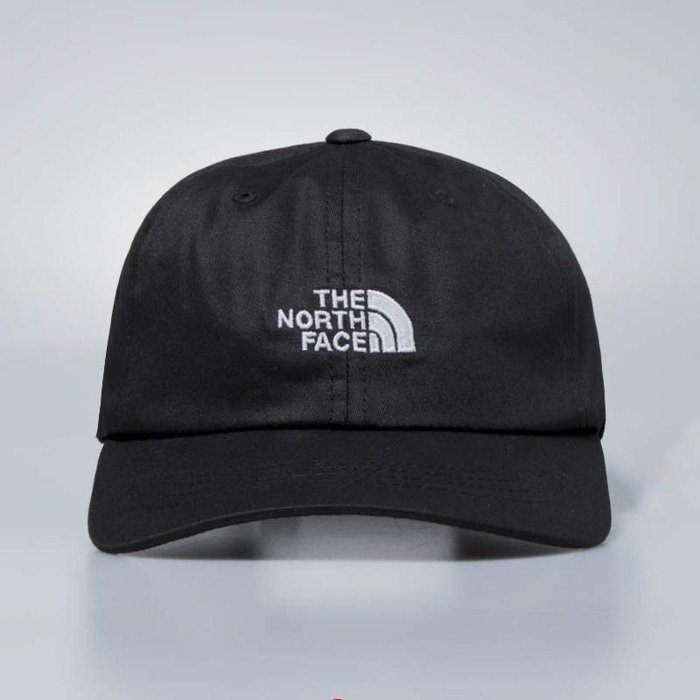 a3f0f50abd9 The North Face strapback The Norm Hat tnf black   tnf whiteT9355WKY4 ...