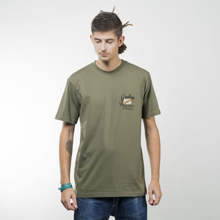 Reebok men universal green : Shoes, T Shirt, Jackets
