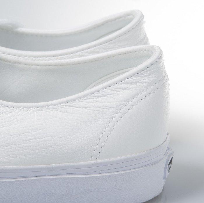 vans decon white