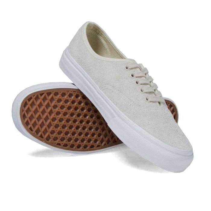 Vans Authentic Hairy Suede turtledove VN0A38EMQ8T