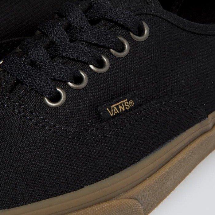 Vans Authentic (Light Gum) black VN0A38EMLPT
