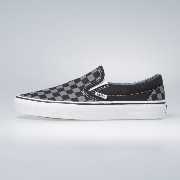 b189bb0cea7806 ... Vans Classic Slip-On black   pewter checkerboard (black   pewter  checkerboard ) ...