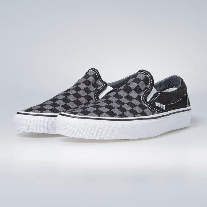 Vans Classic Slip On black pewter checkerboard (black pewter checkerboard )