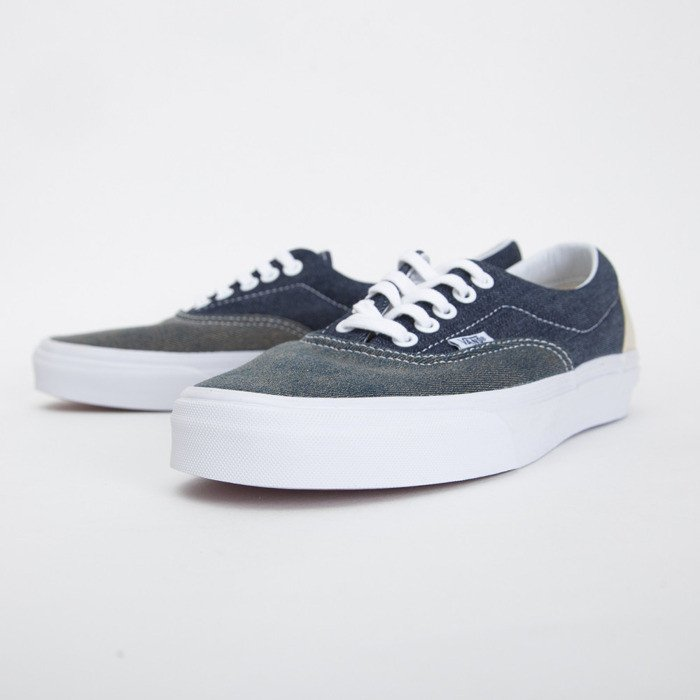 Vans ERA true Classics  denim mix dress Azuls true ERA Blanco 96c277