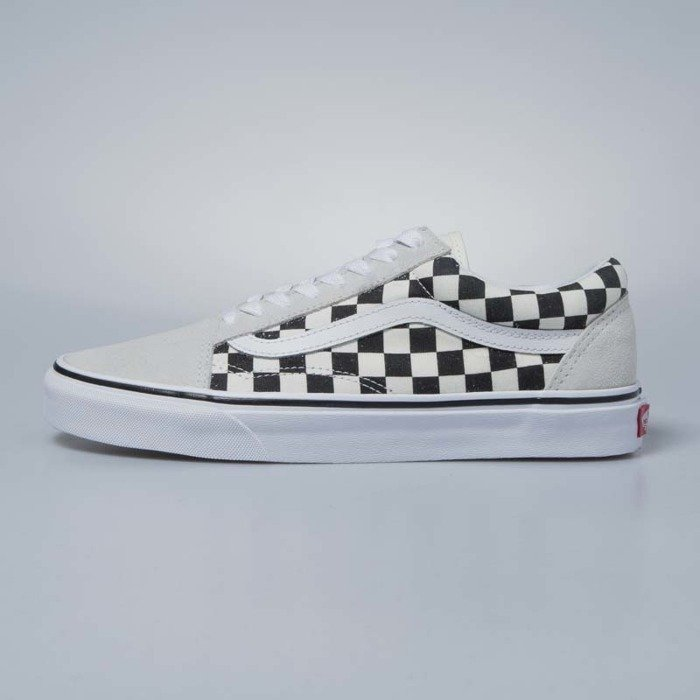 ... Vans Old Skool Checkerboard white   black VN0A38G127K ... bbd9689a5