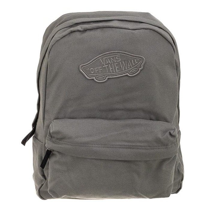 vans beige backpack