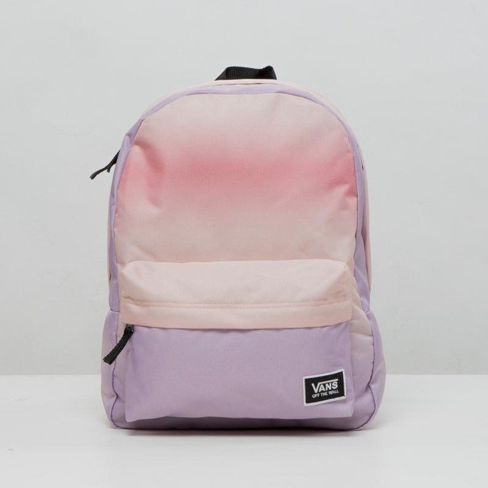 sävyt ei myyntiveroa parhaat tarjoukset Vans Realm Classic Backpack blossom gradient VN0A34G7O29