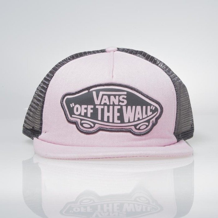 a0cd46b91bf ... Vans cap Beach Girl Truc pink   black VN000H5LLZX ...