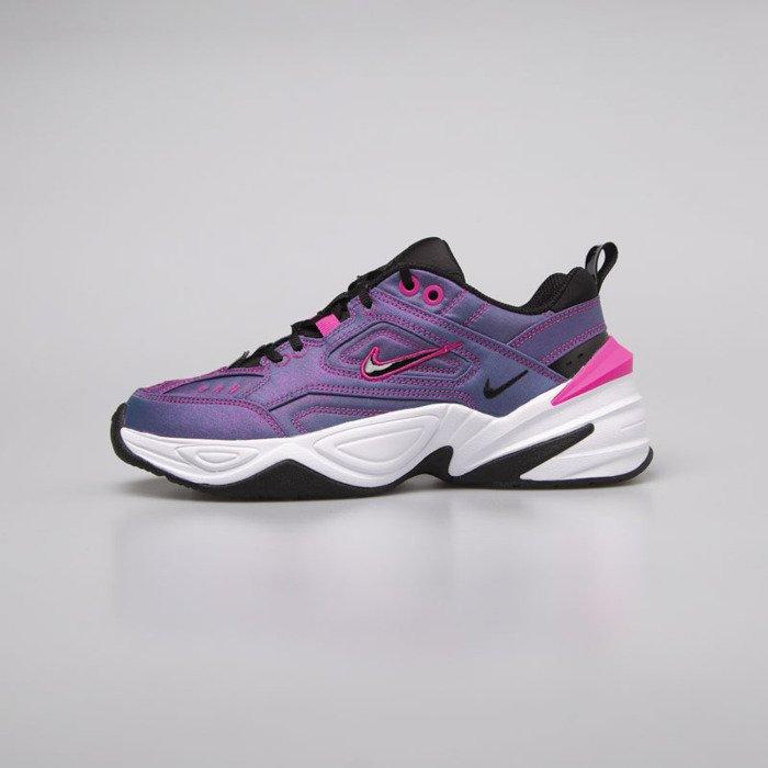 WMNS Sneakers Nike M2K Tekno SE laser fuchsia black white (AV4221 600)
