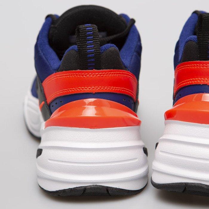 WMNS Sneakers Nike M2K Tekno black deep royal blue (AV4789 006)