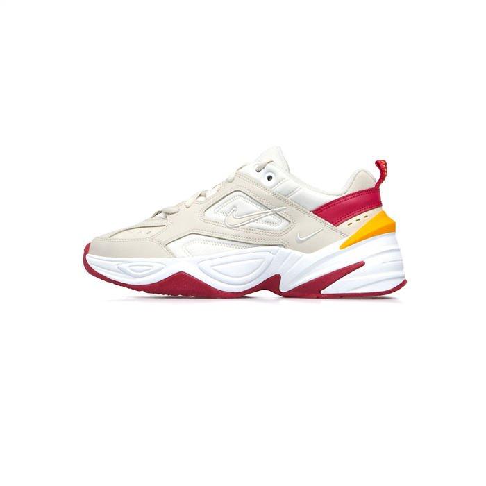 zawsze popularny fabrycznie autentyczne tanie jak barszcz WMNS Sneakers Nike M2K Tekno desert sand/desert sand (AO3108-016)