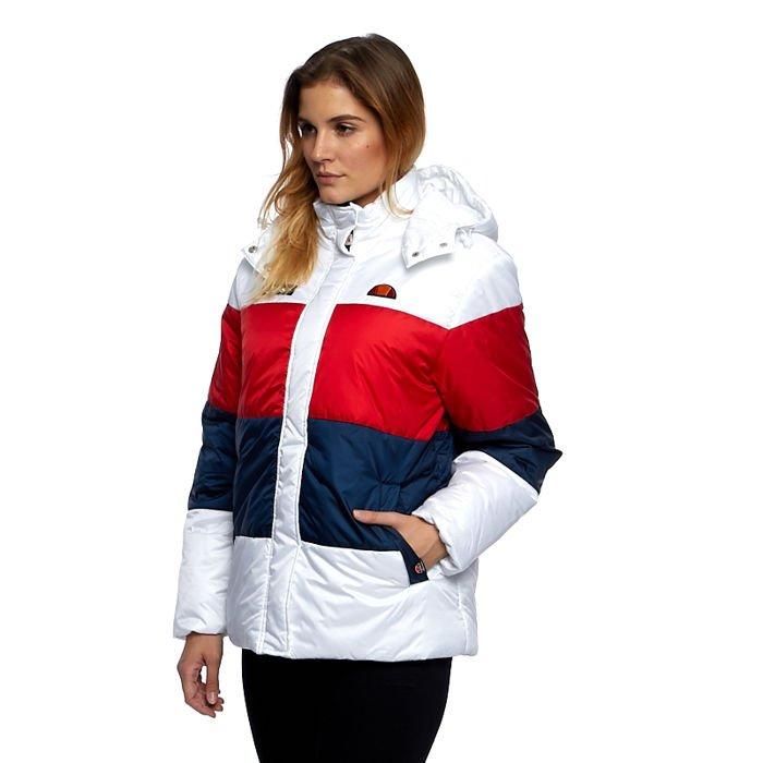 ellesse Womens Ussolini Jacket Multi