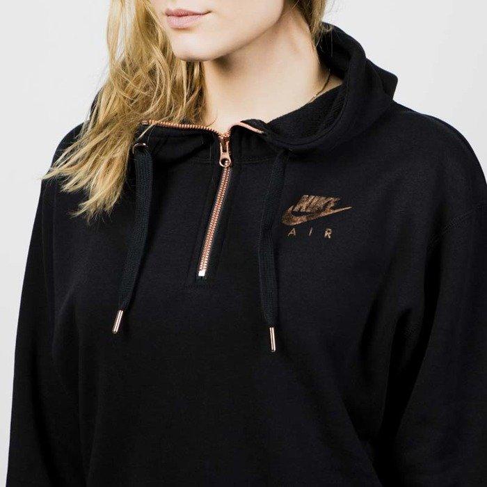 8b7f7cf7456e Women Sweatshirt Hoodie Nike Womens Femme black (AV4915-011) ...