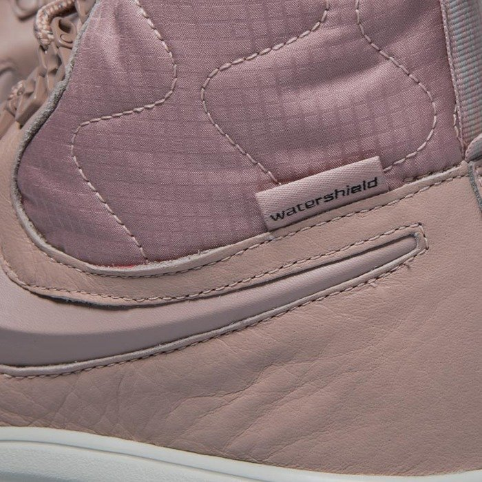 newest 5bcb3 0568a ... Women sneakerboot Nike Lunar Force 1 Duckboot particle pink / particle  pink AA0283-600 ...