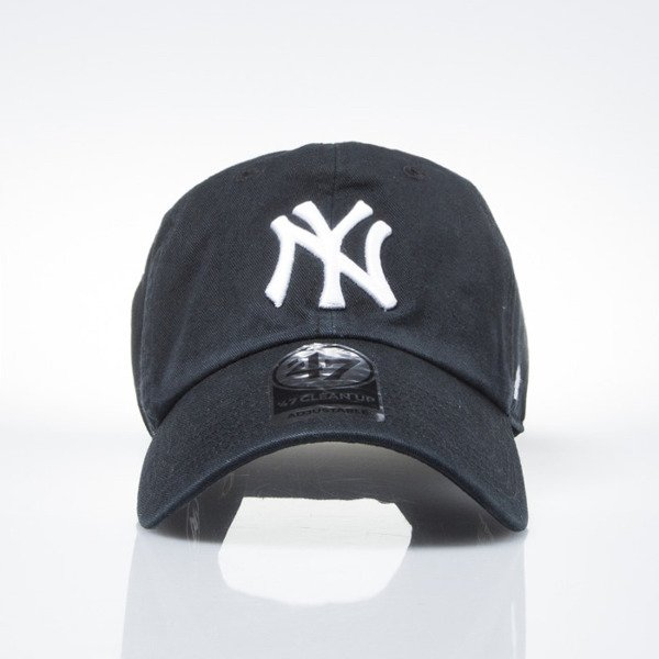 '47 Brand strapback cap New York Yankees black