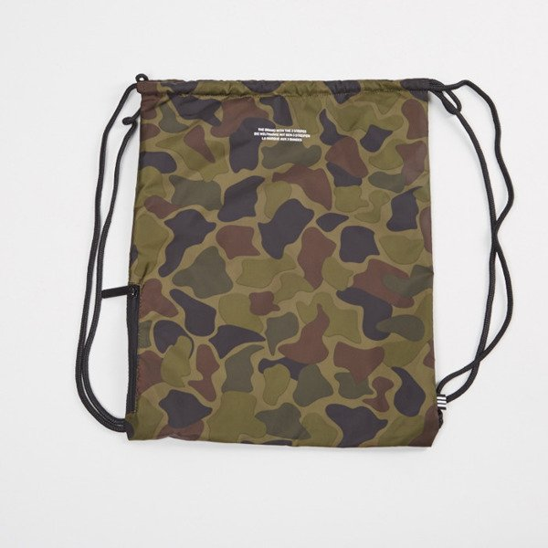 Adidas Originals Gymsack Camo multicolor BK7213