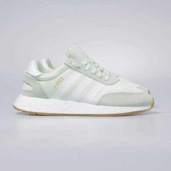 Adidas Originals I-5923 green / areo green / footwear white / gum 3 CQ2530