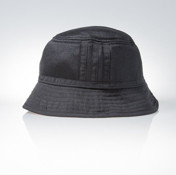 Adidas bucket hat Bucket BBall black / orange AJ7086