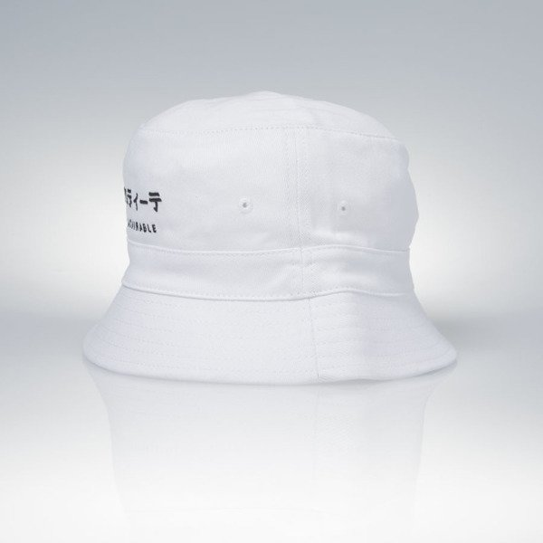 Admirable x Capkilla Japan Bucket Hat white
