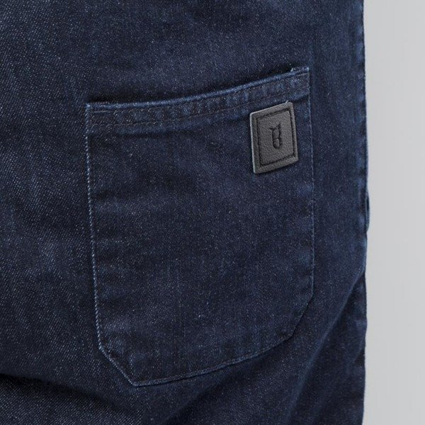 BOR pants Stretch Jogger dark navy