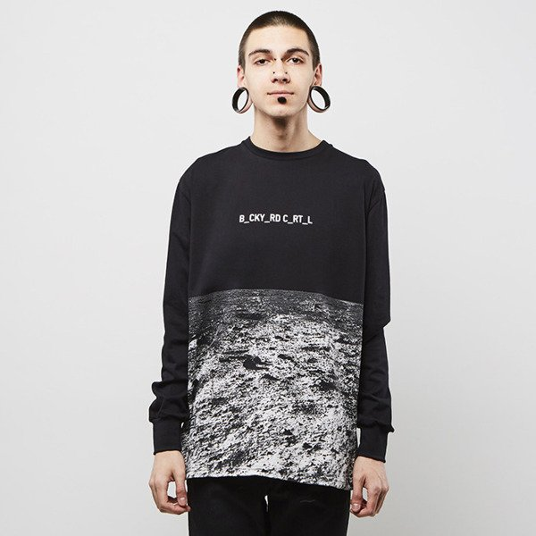 Backyard Cartel Longsleeve Dark Side black SS2017