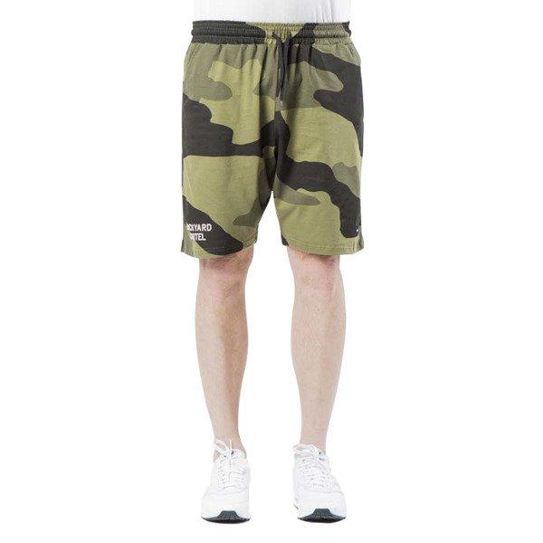 Backyard Cartel Shorts Trigger khaki SS2018 | Bludshop.com