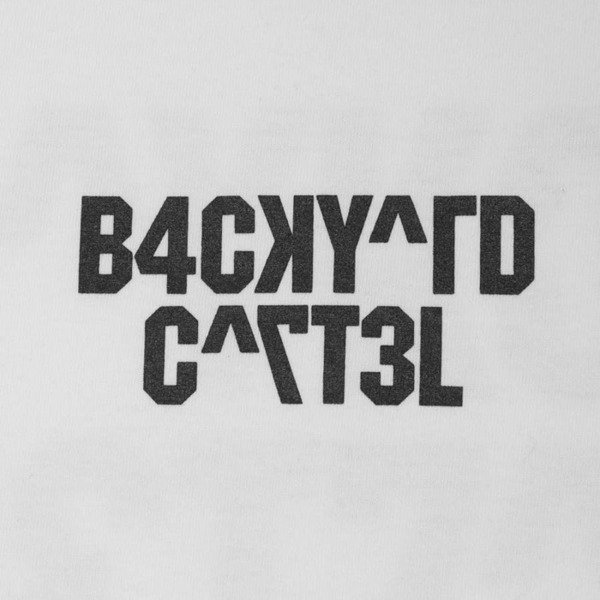 Backyard Cartel T-Shirt Background white
