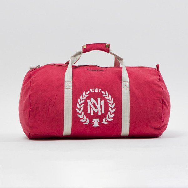 Bag Mitchell & Ness Own Brand red Laurel Duffle Bag