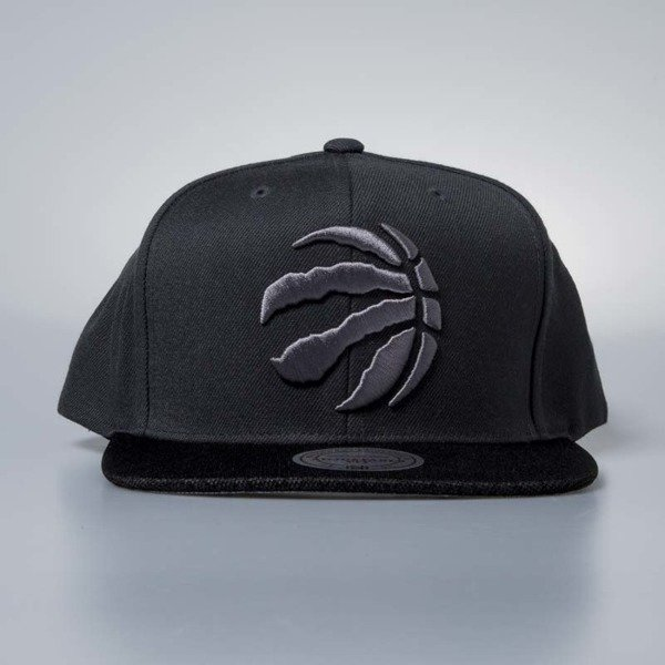 Cap Mitchell & Ness snapback Toronto Raptors charcoal Hologram Mesh Stop On A Dime