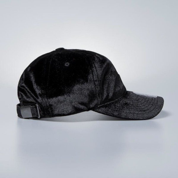 Cap Mitchell & Ness strapback Own Brand black Velour Slouch