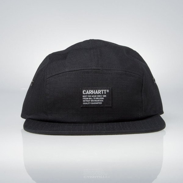 Carhartt WIP 5panel Hill Starter Cap black