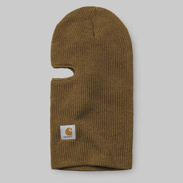 Carhartt Winter Cap Storm Mask brown