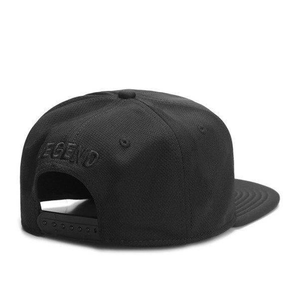 Cayler & Sons Black Label snapback Legend Cap black / black (BL-CAY-SS16-10-01)