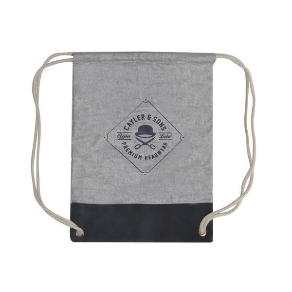 Cayler & Sons CL Navigating Gymbag grey