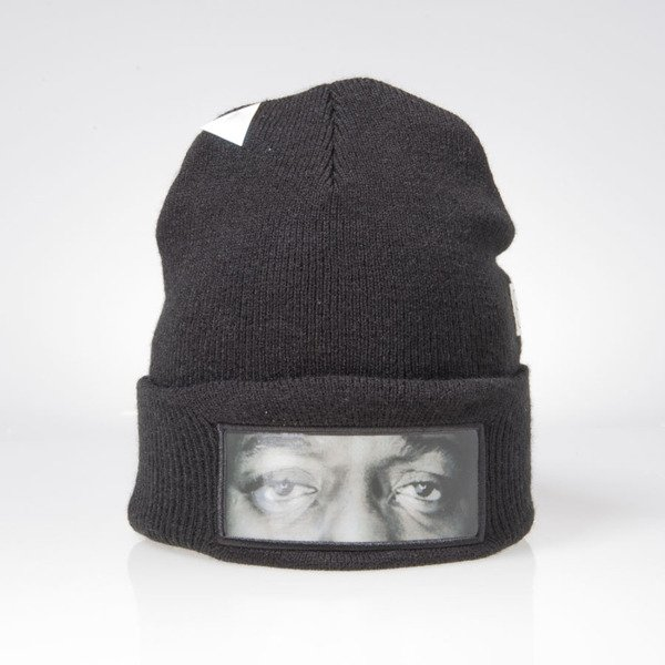 Cayler & Sons Eyes On Me Old School Beanie black / white WL-CAY-AW15-BN-05