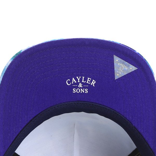 Cayler & Sons Gold Label snapback Storm Cap mc / purple (GLD-CAY-SS16-15)