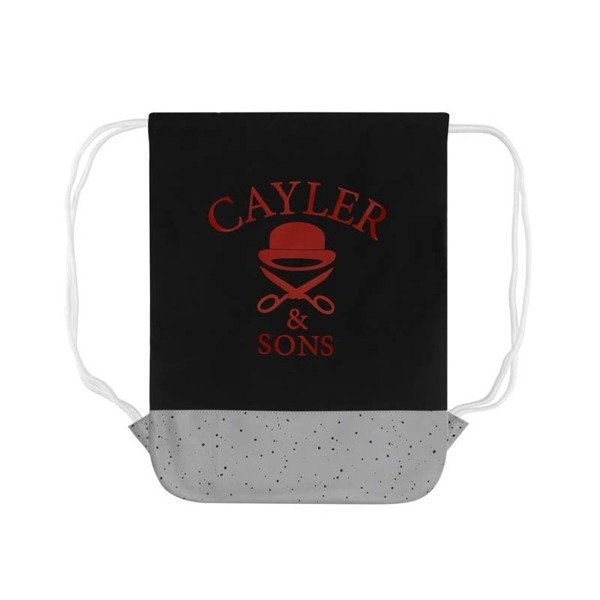 Cayler & Sons WL Fly High Gymbag black
