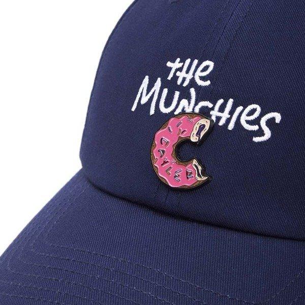 ... Cayler   Sons WL Los Munchos Curved Cap navy mc ... ee8ee40afc3